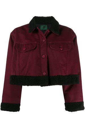 Jean Paul Gaultier Pre-Owned 1980s pre-owed cropped jacket