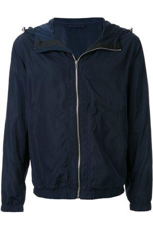 Calvin Klein Subtle sheen zipped jacket
