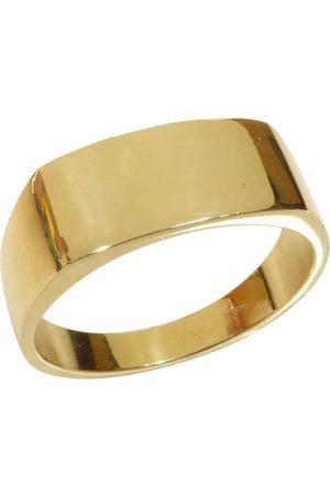 Christian Heren Ringen - Gouden cachet ring