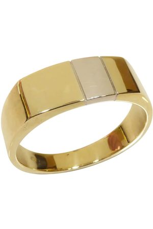 Christian Bicolor gouden cachet ring