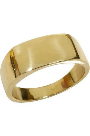 Christian 14 karaat gouden cachet ring