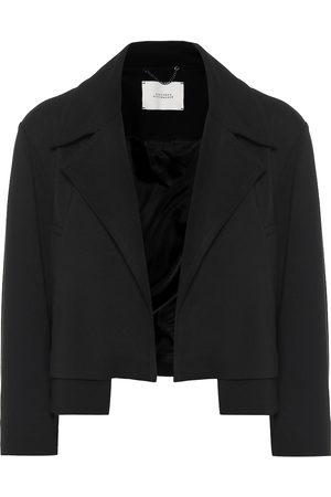 Dorothee Schumacher Dames Donsjassen - Emotional Essence cropped jacket