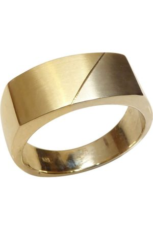 Christian Bicolor cachet ring