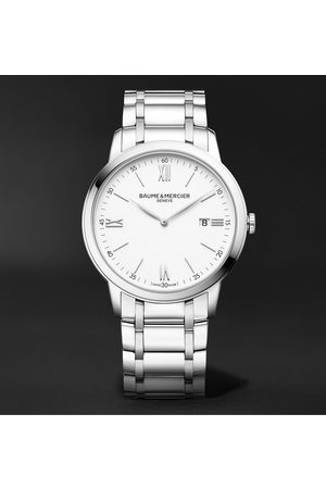 Baume & Mercier Classima 42mm Stainless Steel Watch, Ref. No. MOA10526