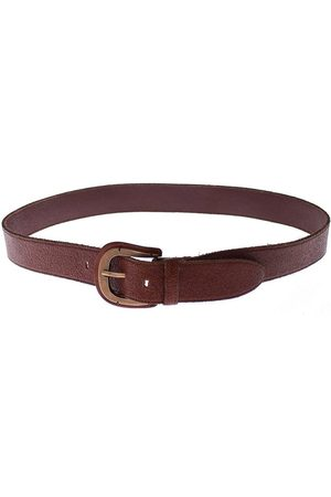Dolce & Gabbana Logo Waist Belt