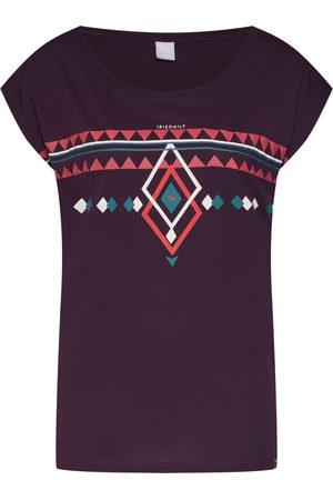 Iriedaily Dames T-shirts - Shirt 'Hopi