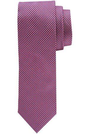 Profuomo Dessin textuur zijden stropdas heren