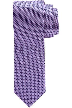 Profuomo Dessin zijden stropdas heren