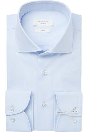 Profuomo Overhemd extra lange mouw effen heren