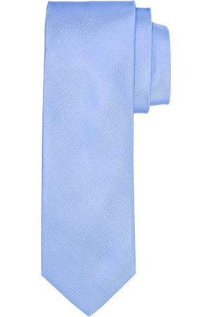 Profuomo Ribs zijden stropdas heren