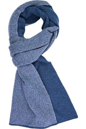 Profuomo Navy wol-kasjmier sjaal heren