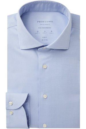 Profuomo Heren overhemd effen