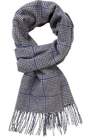 Profuomo Geruite sjaal heren