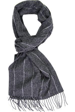 Profuomo Gestreepte wollen sjaal heren