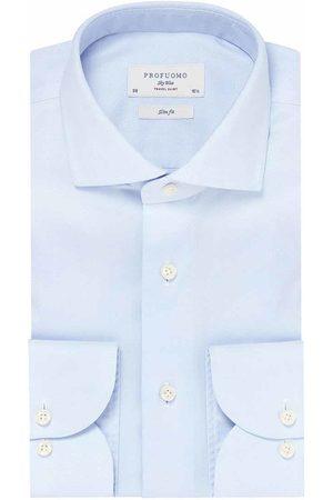Profuomo Heren overhemd effen smart