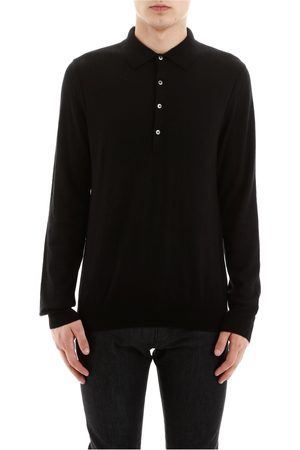 corneliani Cashmere polo shirt