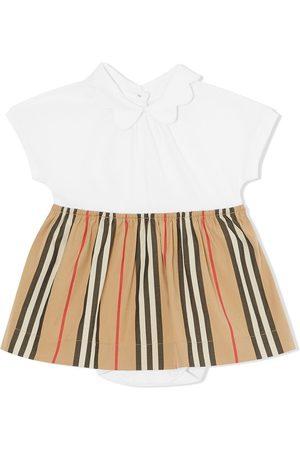 Burberry Icon Stripe body dress