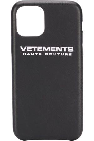 Vetements Rear logo iPhone 11 Pro case