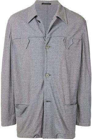 YOHJI YAMAMOTO Summer Yoke jacket