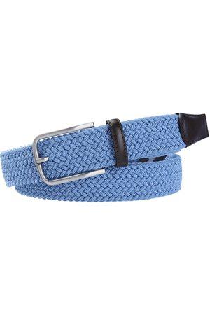 Profuomo Jeans blauwe elastische riem heren