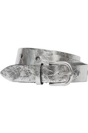 Isabel Marant 25mm Zap Leather Belt