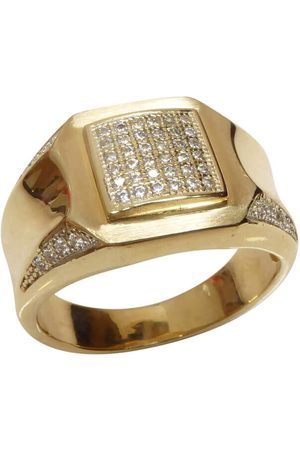 Christian Zirkonia cachet ring