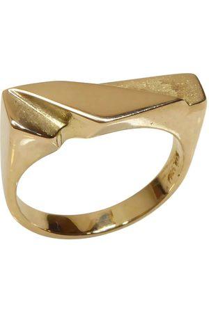 Christian 14 karaat heren gouden cachet ring
