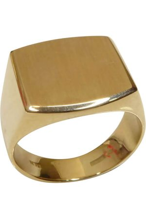 Christian 14 karaat cachet ring