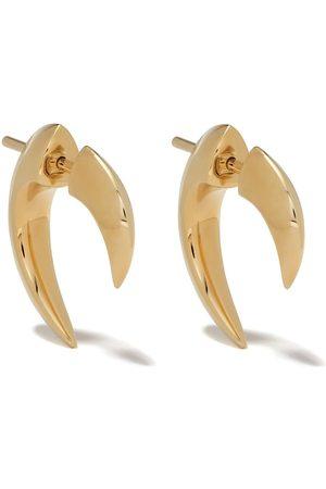 SHAUN LEANE Mini Talon earrings