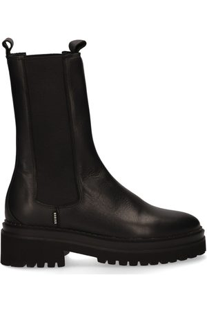 Nubikk Fae Adams Black Damesboots
