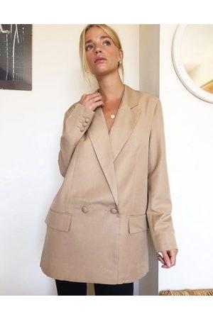 ASOS Perfect blazer in camel