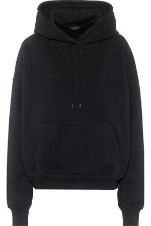 WARDROBE.NYC Dames Tops - Release 03 cotton hoodie