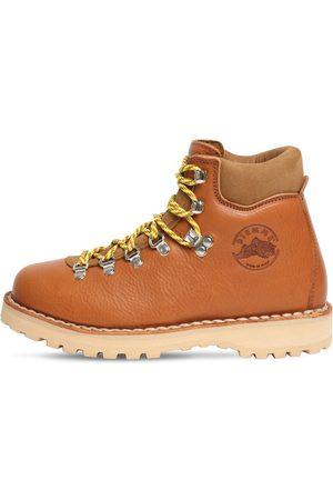 Diemme Dames Outdoorschoenen - 20mm Leather Hiking Boots