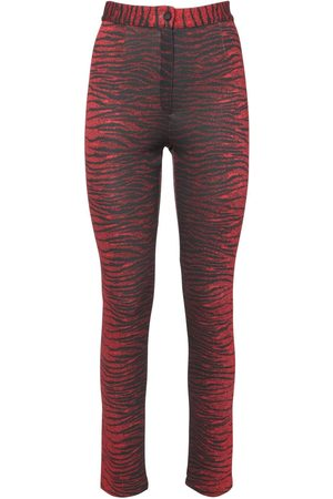 Kenzo Printed Stretch Jersey Leggings