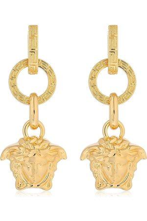 VERSACE Dames Oorbellen - Small Medusa Palazzo Hoops Earrings
