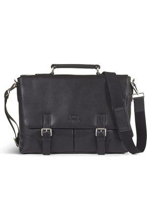 Howard London Laptotassen - Leather Briefcase BAG James