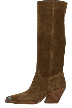Bronx Low Kole 14186-C-3356 Dark Natural Boots western-boots