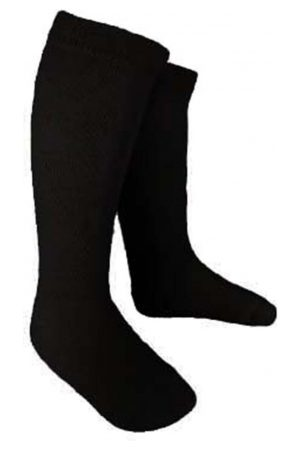iN ControL 875-2 Knee Socks BLACK
