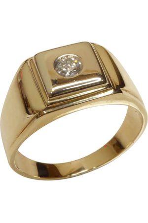 Christian Cachet ring met diamant