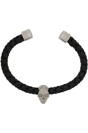 NORTHSKULL Atticus skull cuff bracelet