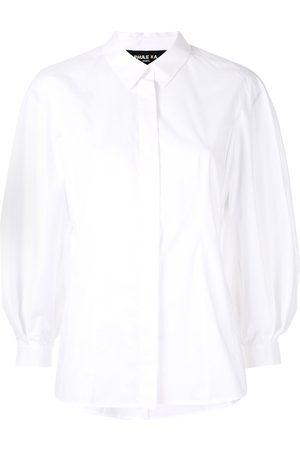 Paule Ka Long-sleeve fitted shirt