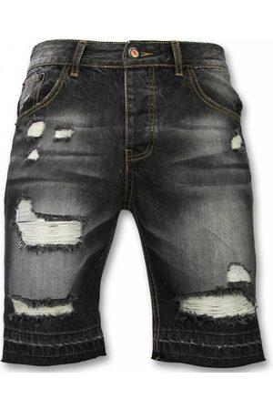 Enos Dames Shorts - Korte broeken slim fit ripped shorts