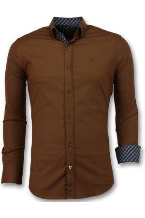 TONY BACKER Heren Overhemden - Overhemden extra slim fit
