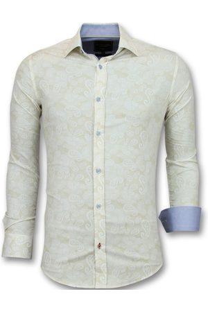 TONY BACKER Heren Overhemden - Overhemden met