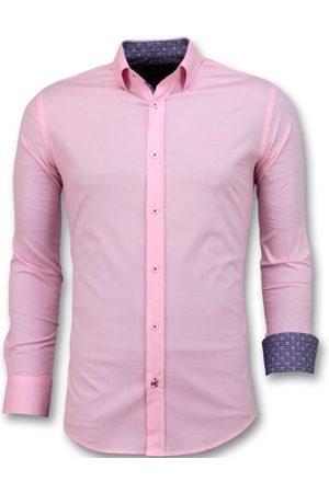 TONY BACKER Heren Overhemden - Overhemden