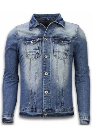 TONY BACKER Spijkerjasje spijkerjasje denim jacket