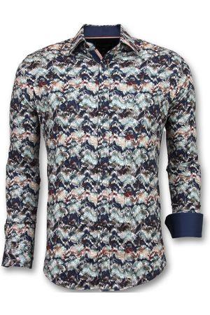 TONY BACKER Heren Overhemden - Bijzondere overhemden e