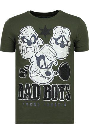 Local Fanatic Beagle boys grappige t-shirt