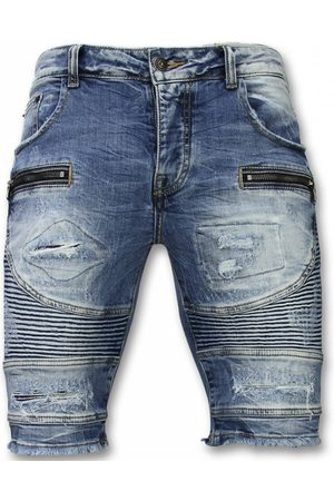 Enos Dames Shorts - Korte broeken slim fit ripped biker shorts