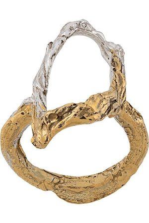 Lee Dames Ringen - Acacia abstract ring